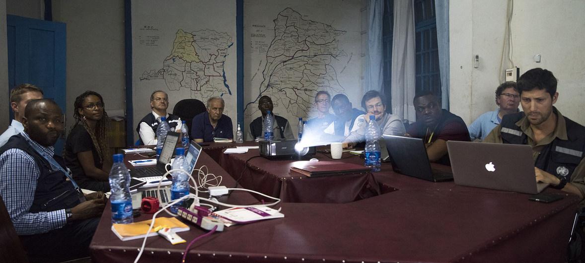 New cluster of Ebola cases in the Democratic Republic of the Congo - World Health Organization