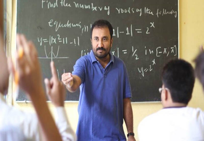 Super 30 founder Anand Kumar felicitated  with Education Excellence Award  in the US