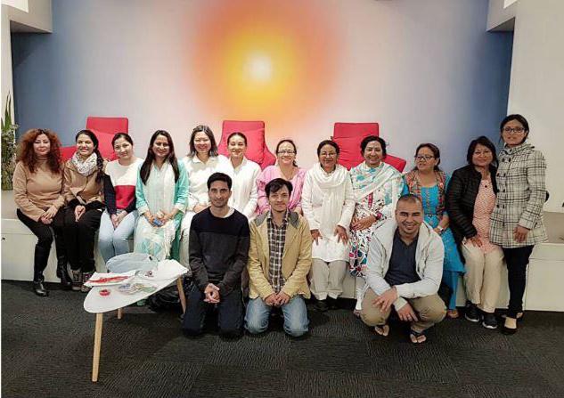 International Day of Peace 2018 Celebrated by Brahma Kumaris in Mauritius