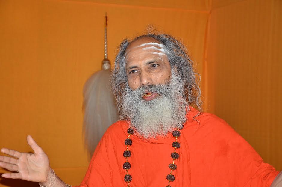 गतांक से आगे परम् पूज्य अनन्त श्री विभूषित यज्ञ सम्राट महामण्डलेश्वर स्वामी श्री प्रखर जी महाराज के विचार -आध्यात्म का लाभ