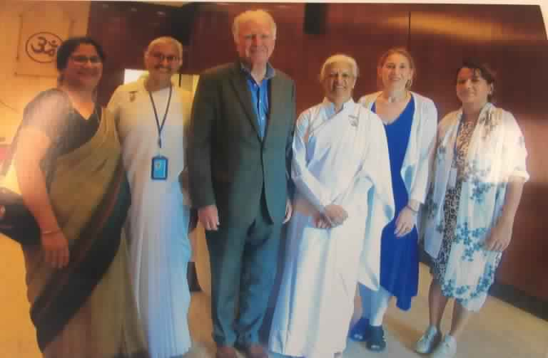 """Yoga: Peace, Unity and Healing"" – Brahma Kumaris at the United Nations, New York, USA"