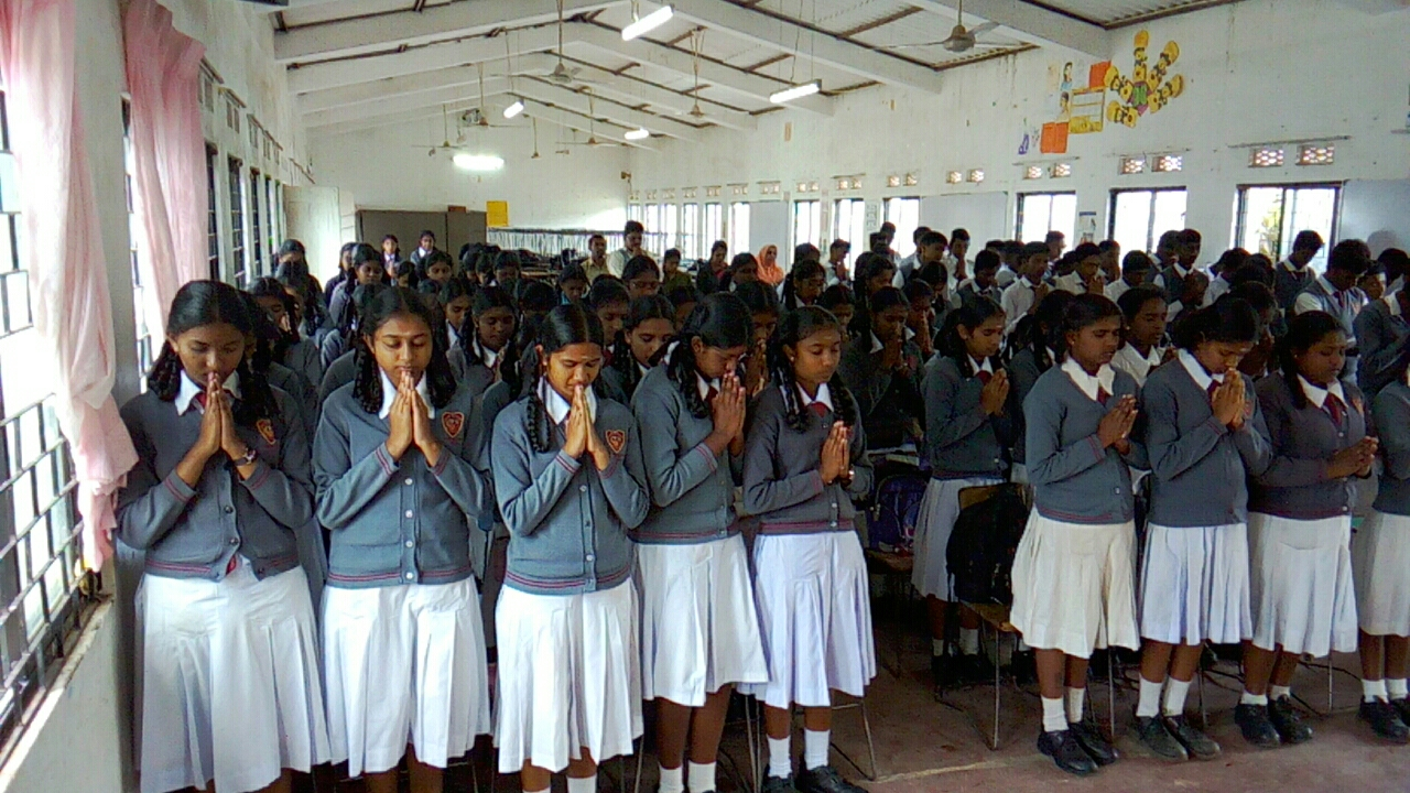 Brahma Kumaris inspire students to have a Healthy Mind