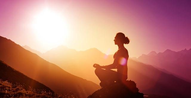 Spiritual retreats change feel-good chemical systems in the brain