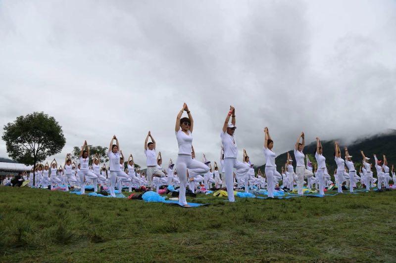 """Awakening the Master Within"" Workshop and Meditation by Brahma Kumaris in China"