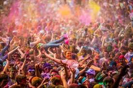 What is Holi and how do people Celebrate Holi