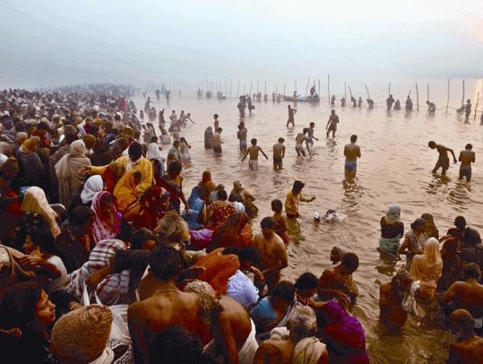 प्रयागराज कुम्भ 2019 में विशेष स्नान दिवस