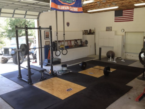 Creating a Home Gym on the Cheap