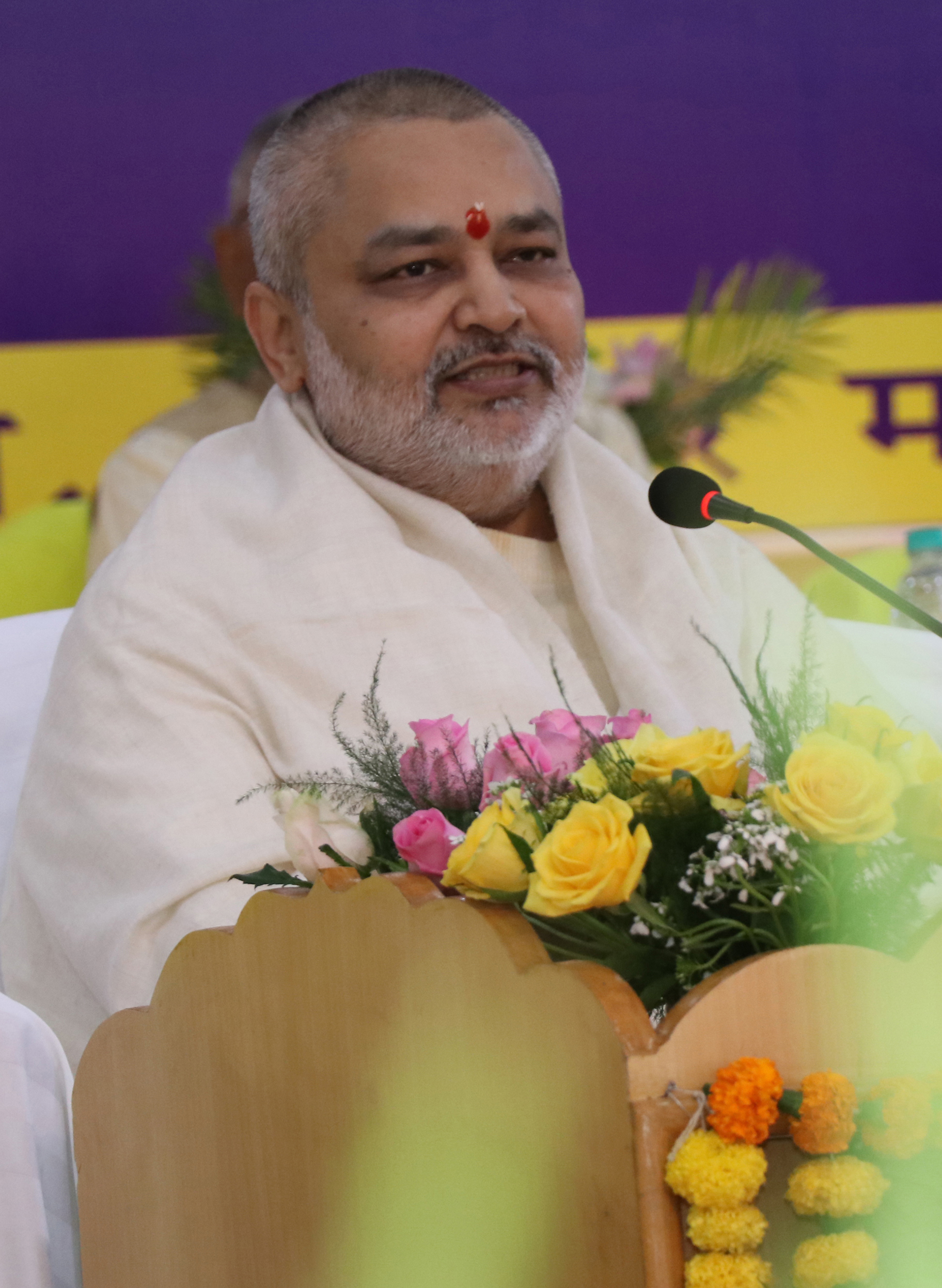 Message from Brahmachari Girish Ji 6 April 2020