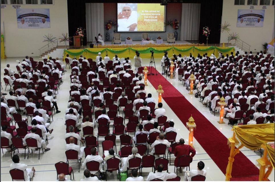 Fourth Anniversary Celebration of Asia Retreat Centre in Malaysia