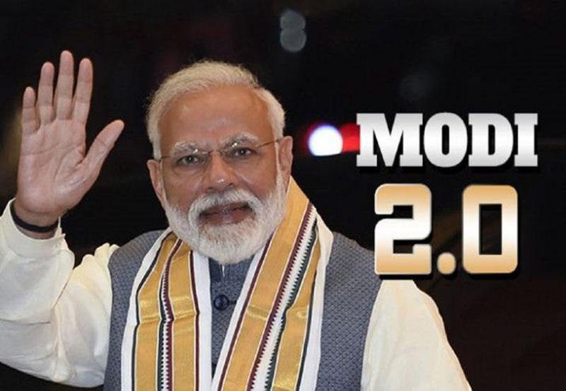 100 days of Modi Government 2.0