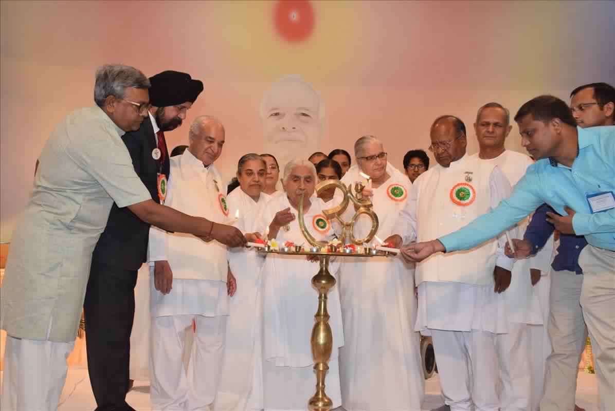 'Society, Spirituality and Divinity' – Social Service Leaders conference at Gyan Sarovar, Mount Abu