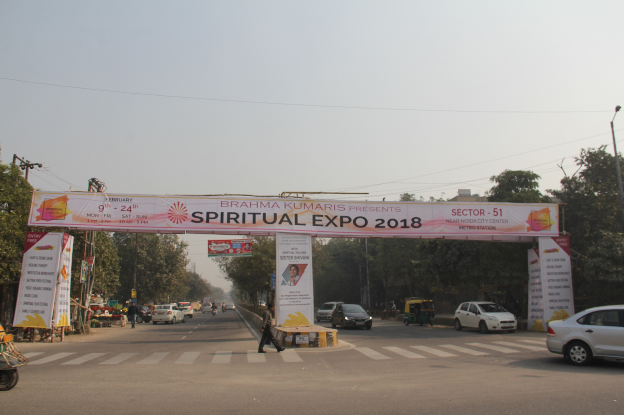 SPIRITUAL EXPO 2018 – 9th to 24th Feb 2018