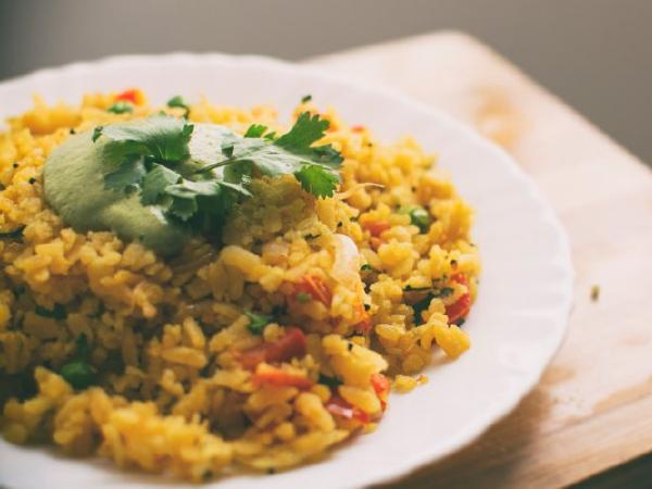 Poha And Why It's Good For You