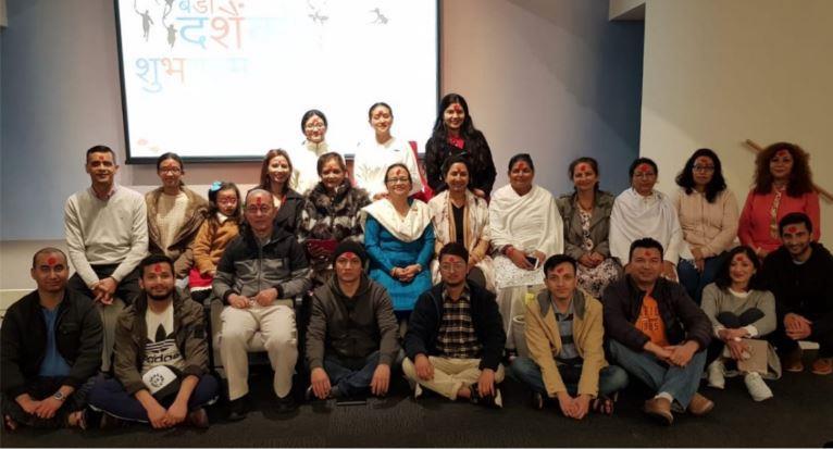 Brahma Kumaris Celebrate Nepalese Festivals in Sydney, Australia
