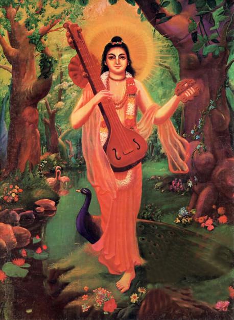भगवान विष्णु के परम भक्त थे नारद मुनि By Sarita Rai Yadav
