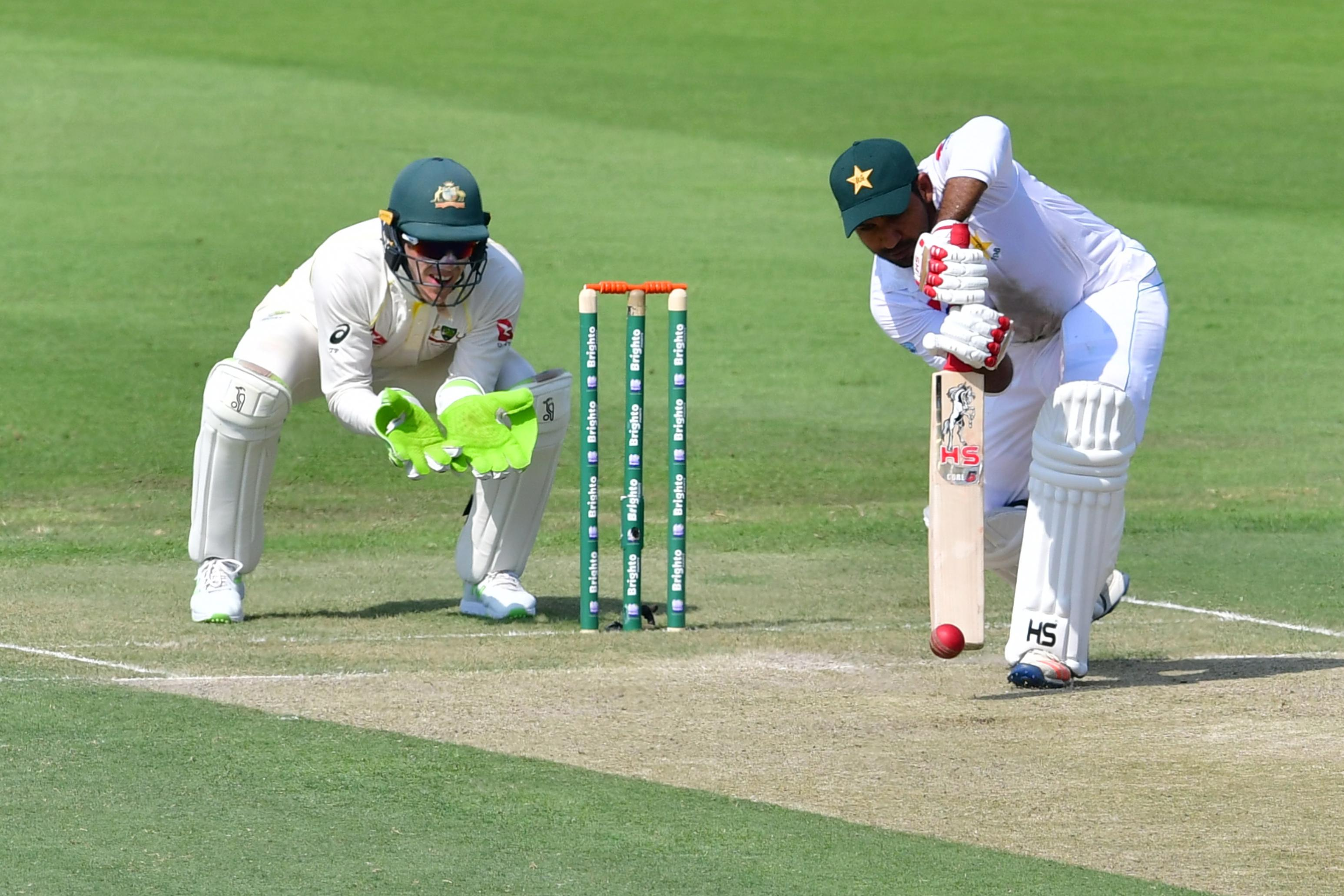 'Played attacking shots to put Australia on back foot'- Sarfraz Ahmed