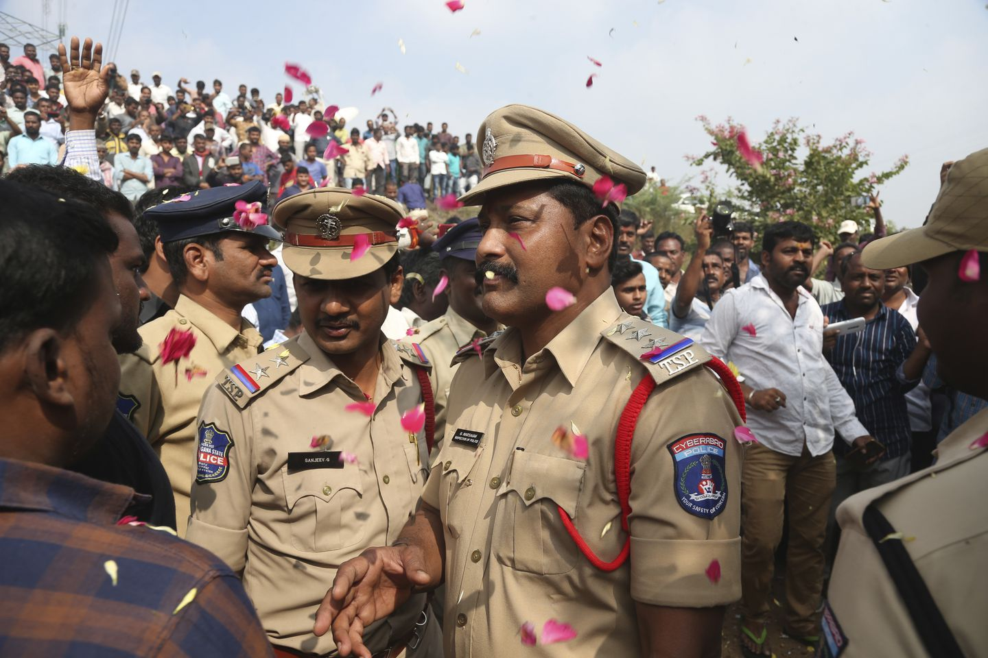 How 4 accused rapists of Hyderabad Veterinary doctor, were killed in police encounter ? Dr Ramesh C Raina adds New Dimensions