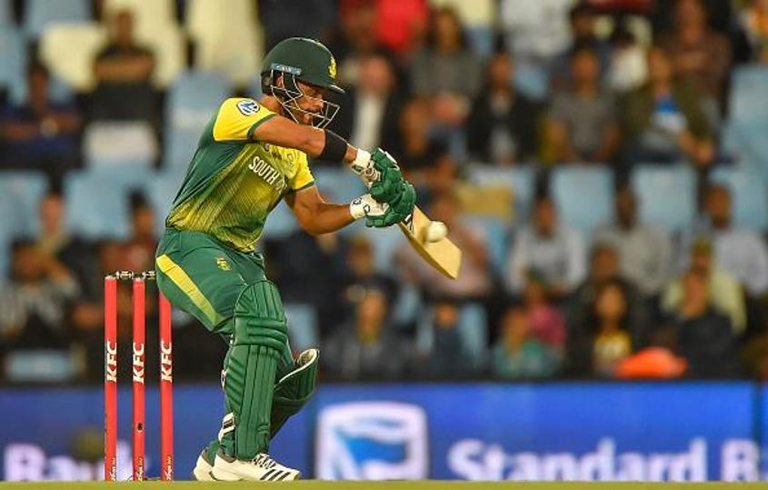 South Africa won by 6 wickets