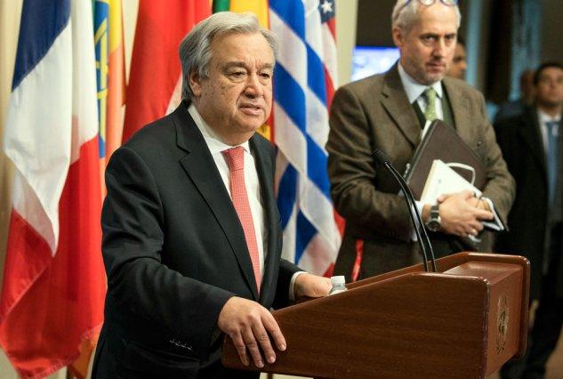 Accelerate climate action and raise ambition, urges UN chief