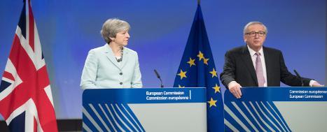 Brexit: European Commission recommends sufficient progress to the European Council Article 50