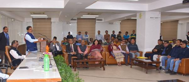 International Day of Persons with Disabilities observed in Ministry of Railways