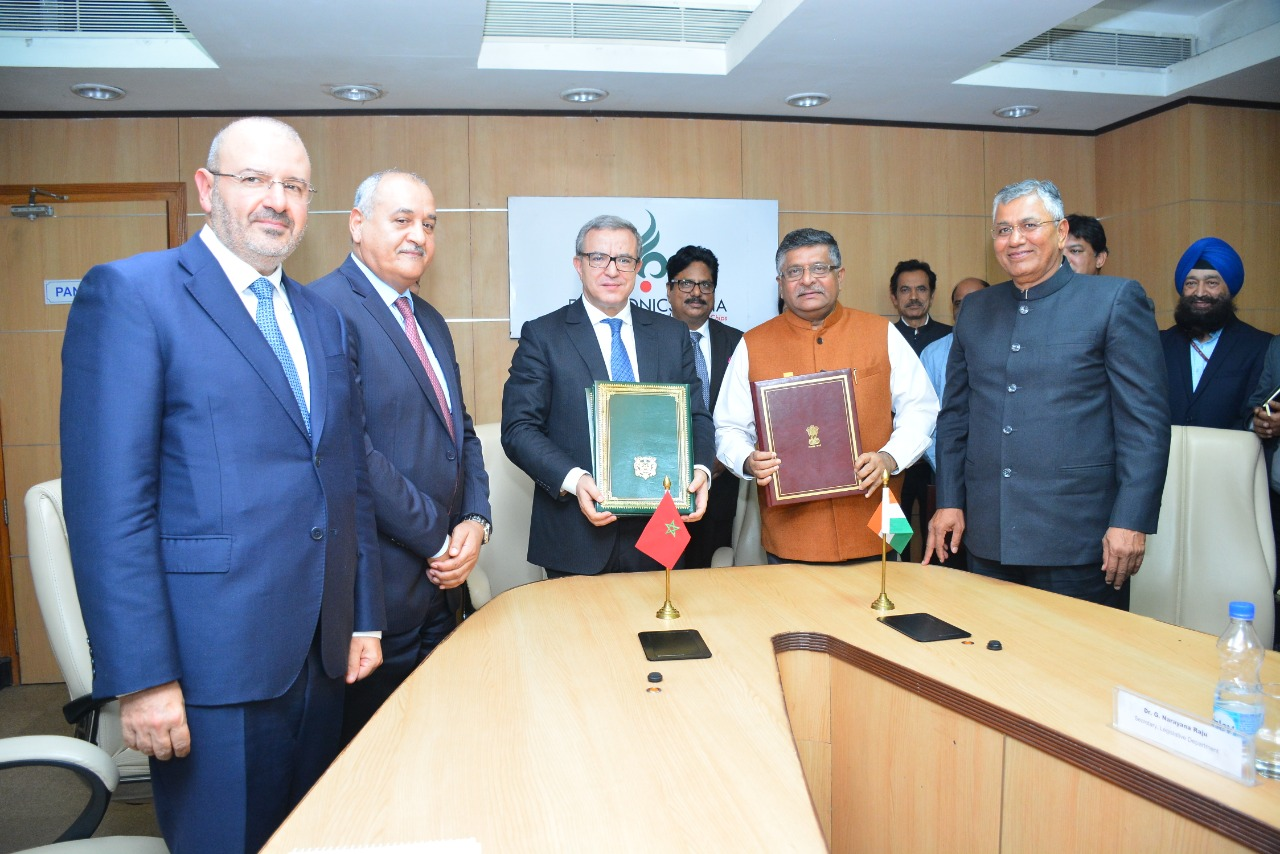 Morocco & India agree to assist in Legal & Commercial Matters
