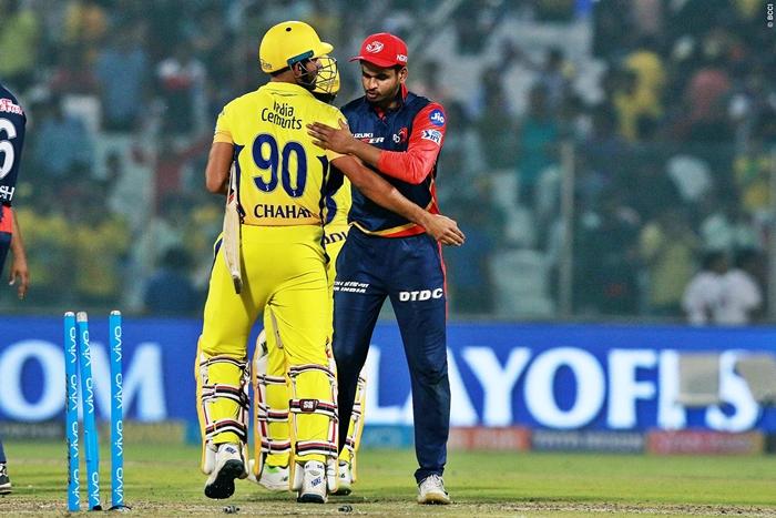 Delhi Dares the Super Kings