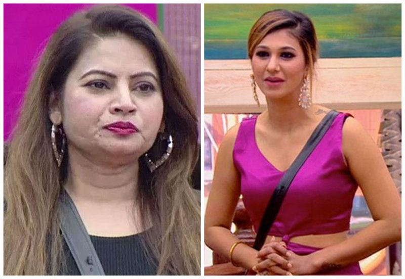 Bigg Boss 12: Jasleen Matharu and Megha Dhade are ELIMINATED from the show