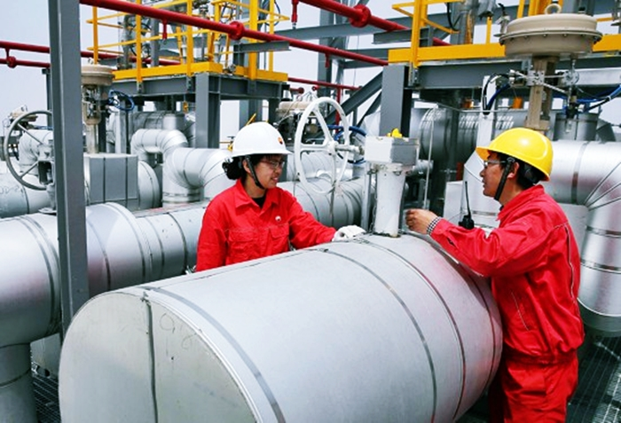 China to import more gas from US