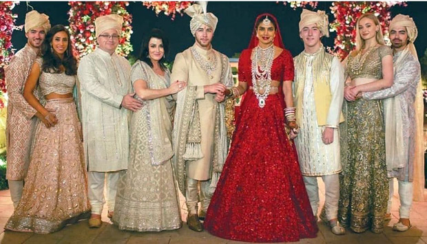 Mama Jonas welcomes Jr. Mrs Jonas, Priyanka Chopra into her family