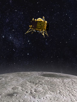 Chandrayaan - 2 Latest Update
