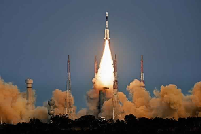 Launching of Replacement Navigation Satellite