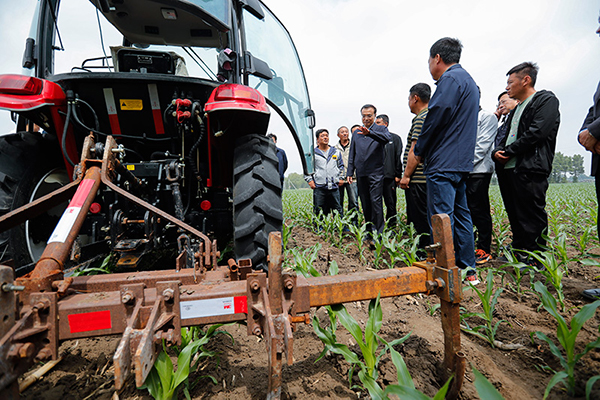 Chinese State council passes many relief schemes for Farmers, a report