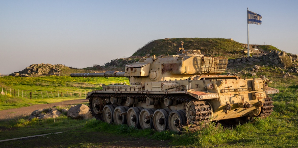 Syria threatens Israel with war over Golan region