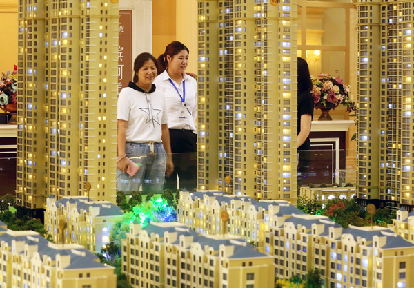 More prudence seen amid property price slump