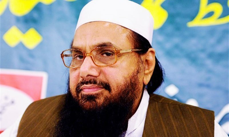 Banned dreaded terrorist Hafiz Saeed arrested by Pakistan Police