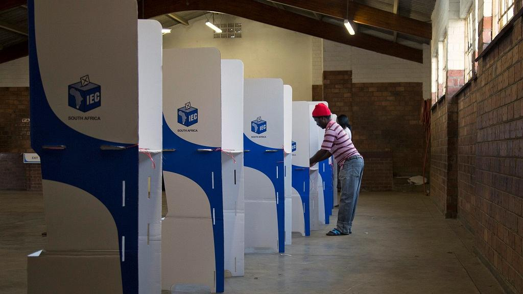 Here's South Africa's election in numbers