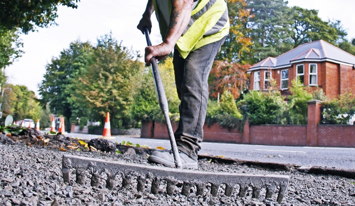 New road scheme for residents of Waterloo Park North and South, Belfast