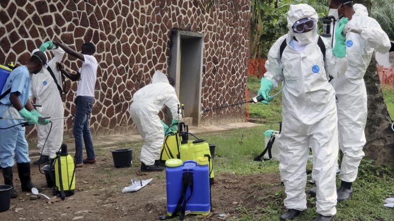 DRC rebels kill 13, abduct a dozen children in Ebola epicentre