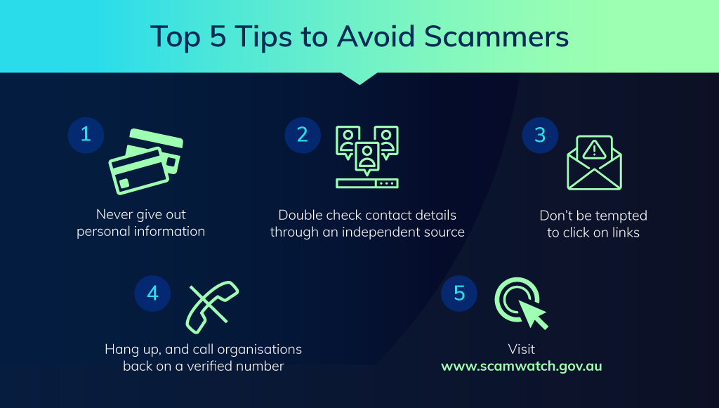 National Scams Awareness Week 2018