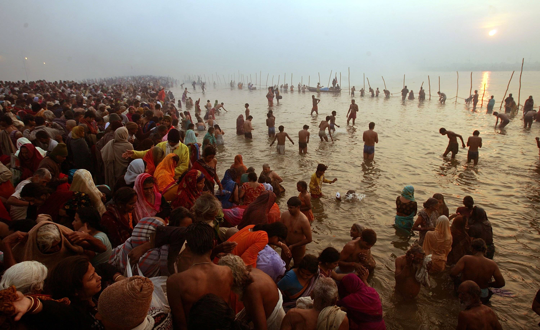 First Shahi Snan of Kumbh at Prayagraj Today
