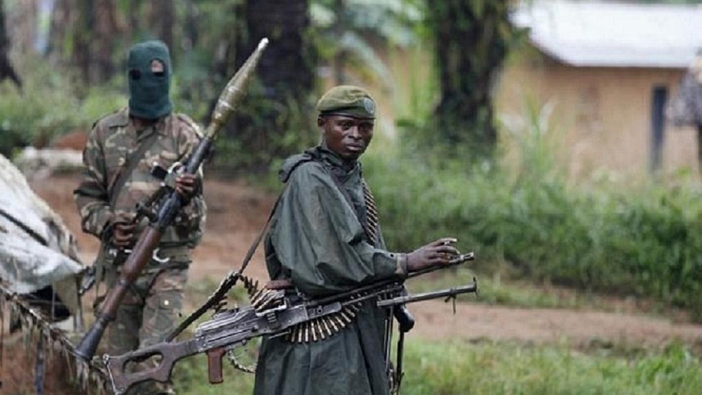 DR Congo militia threat setback to Ebola fight, death toll hits 44