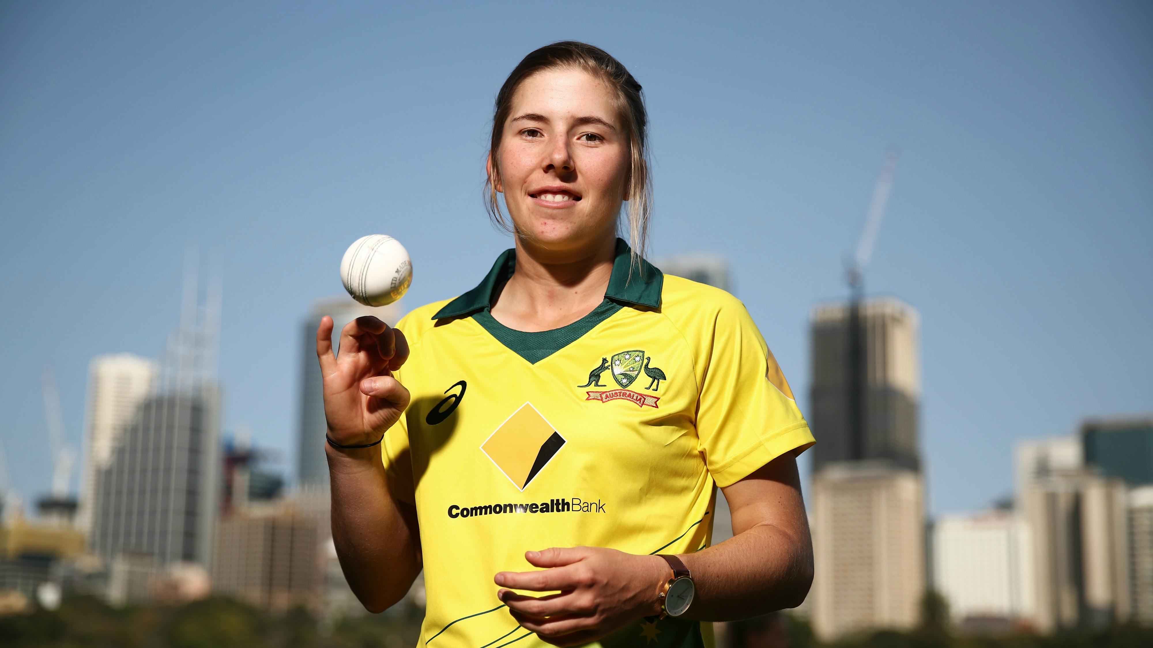 Georgia Wareham gets ready for Pakistan with ODIs with five-for