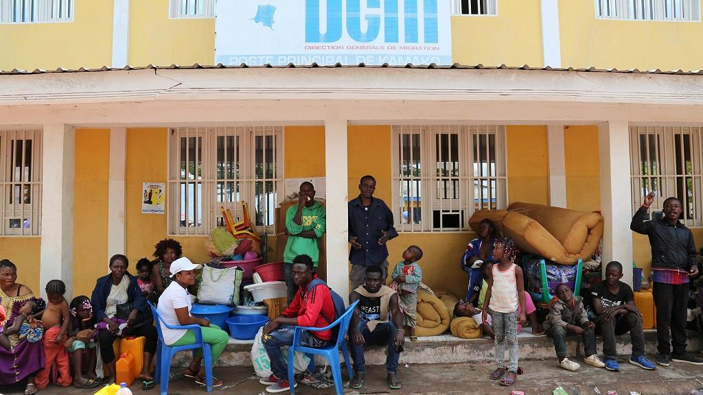 DR Congo furious with Angola over violent crackdown on migrants