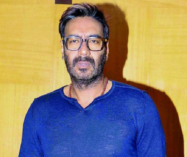 Ajay Devgn wins Best Foreign Actor award at a film festival in China