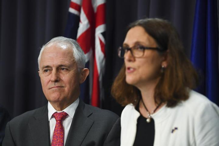 EU and Australia launch talks for a broad trade agreement