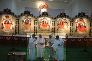 Brahma Kumaris Celebrate Navratri at Raipur, Chhattisgarh