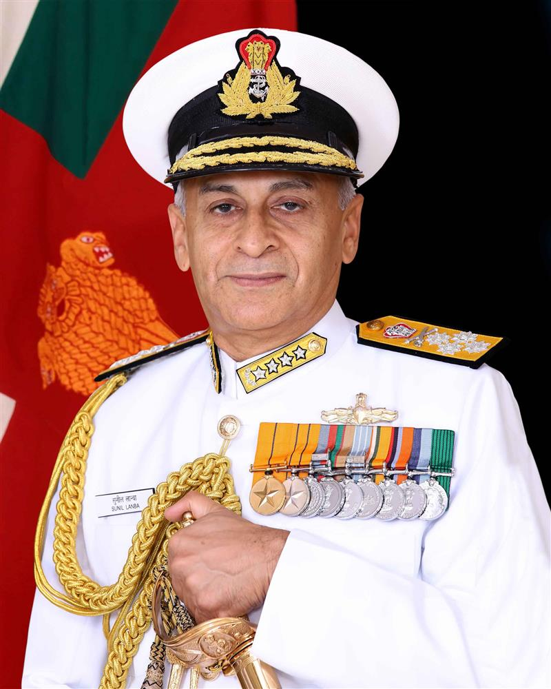 Admiral Sunil Lanba, Chief of the Naval Staff visits Tehran, Iran for Indian Ocean Naval Symposium (IONS) – 2018