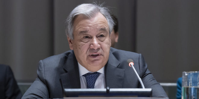 'Uphold human dignity', dismantle 'specious notion of racial superiority' urges UN chief