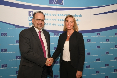 EESC calls for greater involvement of civil society in EU external action